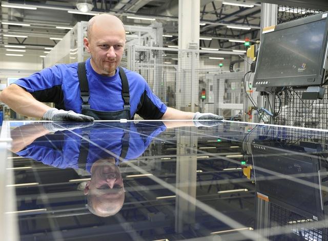 SolarWorld quality control