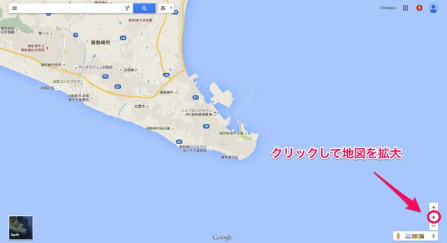 地図拡大図