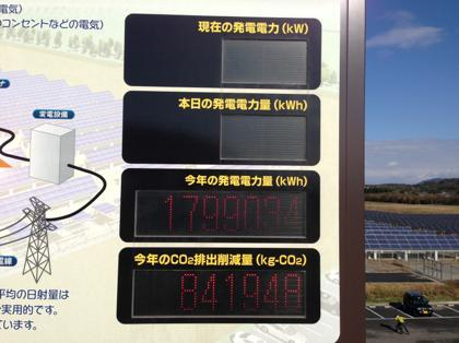 太陽光発電所訪ねて三千里。地球にも自分の懐にも優しい生き方を開拓する新エネルギーマニアの諸国漫遊記-儲かってますな