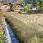 田舎風景の画像